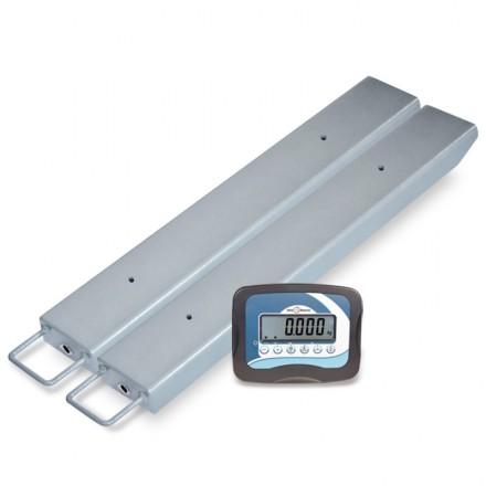 Barras pesadoras Baxtran XFI 3000 Kg