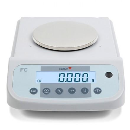 Balanza para laboratorio Gram FC precisión de 0,001g a 0,1 g