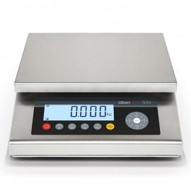 Balanza protección contra líquidos Gram S5i de 6 a 30 Kg