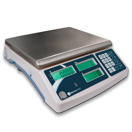Balanza cuenta piezas Baxtran DSC de 3 a 30 Kg
