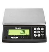 Balanza de precisión Gram RZ de 6 a 30 Kg