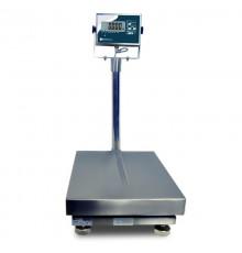 Báscula inoxidable plataforma Baxtran TMH de 30 a 300 Kg