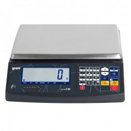 Balanza de mesa multiusos Gram CM de 3 a 30 Kg
