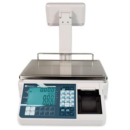 Balanza comercial con impresora Baxtran STI