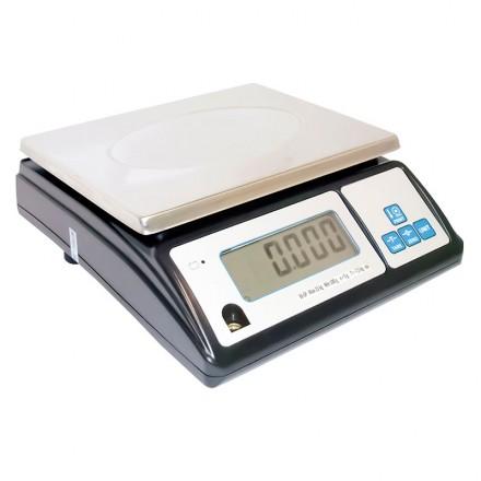 Balanza certificada Epelsa Neptuno 36 SP de 1.5 a 30 Kg