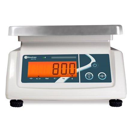 Balanza de mesa Baxtran BS TRI de 3 a 15 Kg