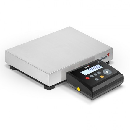 Báscula digital K3 F Xtrem de 6 a 600 Kg