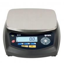 Balanza de precisión para laboratorio Gram S3R
