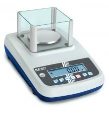Balanza certificada de laboratorio Kern EWJ 0,01 a 0,1 g