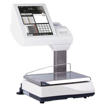 Balanza comercial táctil Epelsa Saturno K-Scale 20 I