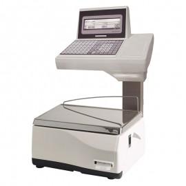Balanza comercial etiquetadora Epelsa EuroScale 20 RL 98T