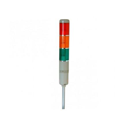 Semáforo Rojo-Ambar-Verde para báscula