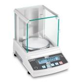 Balanza de laboratorio certificada Kern PNJ de 0,1 a 0,001 g