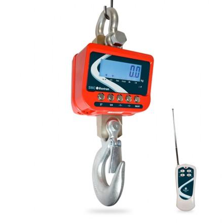 Gancho pesador certificado homologado Baxtran SMC