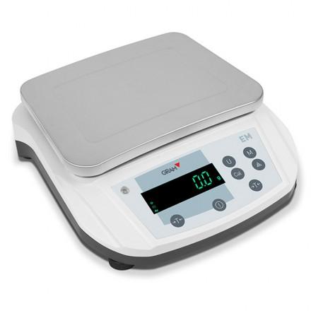 Balanza de precisión para laboratorio Gram EM de 0,1 g