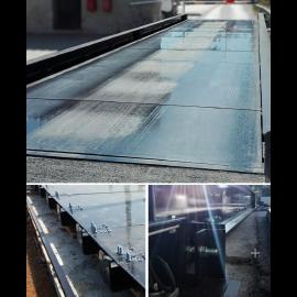 Báscula puente pesaje de camiones BPGSM