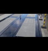 Báscula puente pesaje de camiones BPTSE