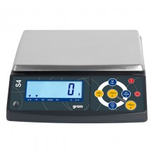Báscula de precisión certificada Gram S4