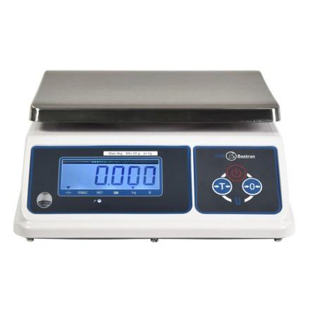 Balanza de mesa Baxtran DIM de 3 a 30 Kg