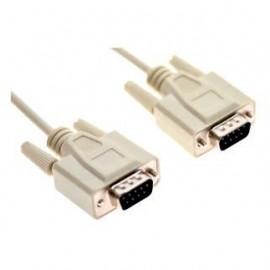 Cables RS232 para conexión a PC