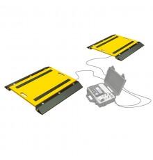 Báscula pesa ejes para vehículos Gram PR