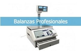 Basculas y balanzas profesionales